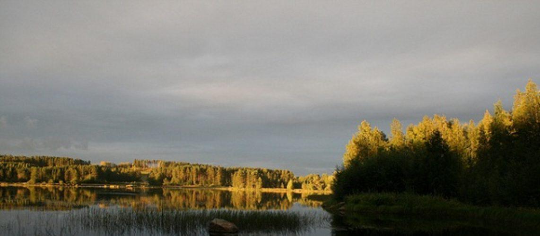 Luusniemen kylä